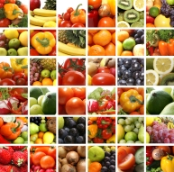 Nutrition-Collage