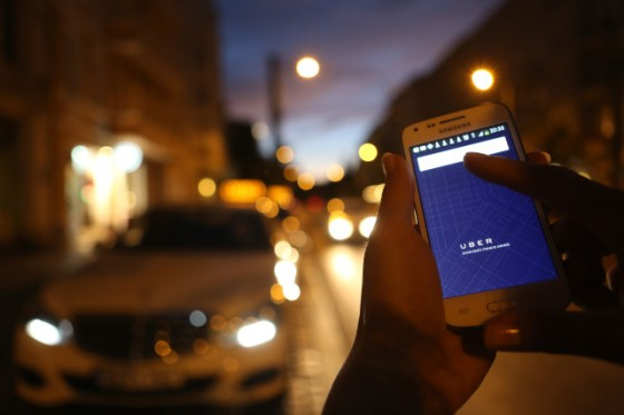 German Court Bans Uber Service Nationwide
