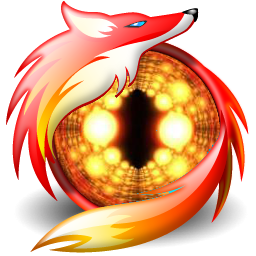 firefox_and_the_eye_of_sauron_by_0dd0ne